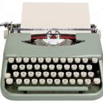PICKERING LIBRARY TYPEWRITER